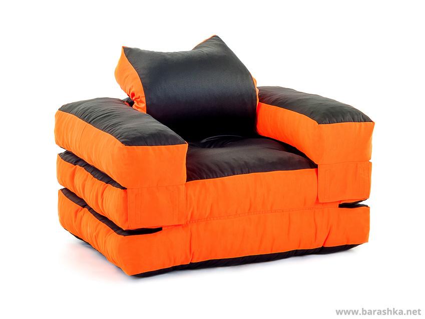 бескаркасное кресло шмяка трансформер