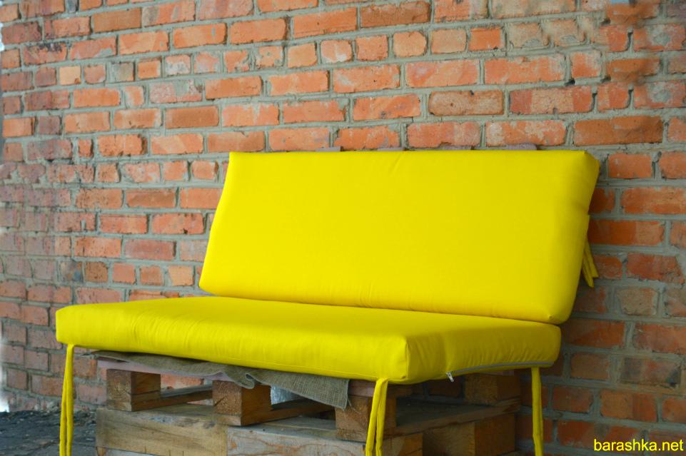 беспружиный матрас футон на заказ для уличной мебели