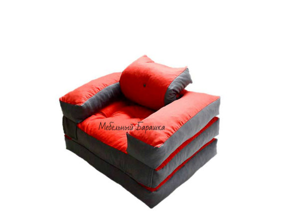 Бескаркасное кресло Шмяка