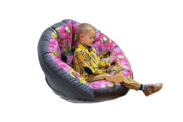 Кресло подушка матрас раскладное детское