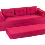 бескаркасный модульный диван трансформер каприо